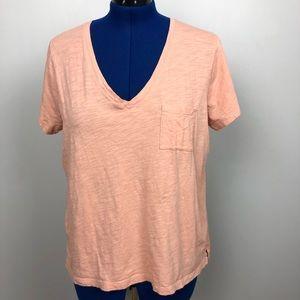 Madewell V-neck Tee Shirt